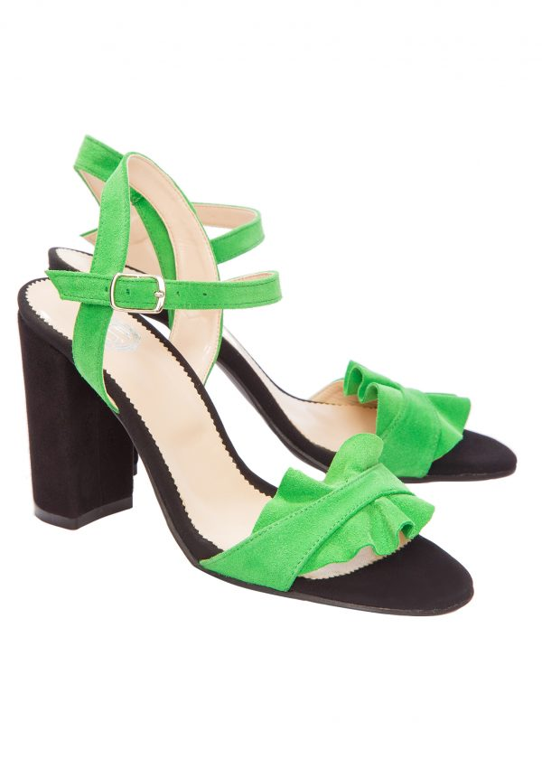 Tamaris - Sandale de piele FSD267518CMD - Sandale si